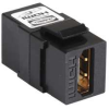 Keystone HDMI,Black -- 15D961