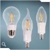 U-LED Decorative Filament LED Lamp -- 1004009