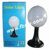Solar Garden Light -- H1