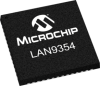 3-Port 10/100 Managed Ethernet Switch -- LAN9354 -Image