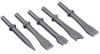 Campbell Hausfeld 5 Piece Chisel Set -- Model PA1003
