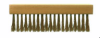 Flat Back Brush