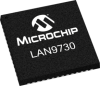 USB HSIC 2.0 to 10/100 Ethernet Controllers -- LAN9730 -Image