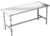 Cleanroom Table, Solid Top Brushed Stainless -- CRT3060T