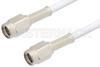 SSMA Male to SSMA Male Cable 60 Inch Length Using RG188 Coax -- PE33700-60 -Image