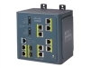Cisco Industrial Ethernet 3000 Series - switch - 8 ports - managed - DIN rail mountable -- IE-3000-8TC-RF