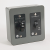 NEMA 2 Pole Manual Starting Switch -- 600-TAX9