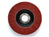 3M Cubitron II 967A Coated Ceramic Aluminum Oxide Flap Disc - 60 Grit - 7 in Diameter - 7/8 in Center Hole - 55642 -- 051141-55642 - Image