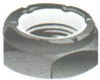 Nylon Insert Hex Jam Lock Nuts -- NTE Series -Image