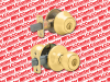 DOOR KNOB SINGLE CYLINDER DEADBOLT COMBO POL BRASS -- 96900253