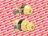 DOOR KNOB SINGLE CYLINDER DEADBOLT COMBO POL BRASS -- 96900253