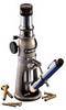 100X Deluxe Illuminated Direct Measuring Microscope -- NT55-679 - Image