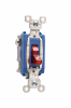 Toggle Switches, Industrial Grade -- PS15AC1RPL - Image