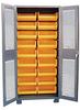 Plastic Bin Welded Cabinet -- DK Series-Image