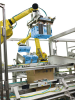 Robotic Vertical Case Packer -- HVCP -- View Larger Image