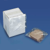 Sandwich LDPE Clear Bag - 7 x 7 x 1-1/2 x 0.75mil -- PBY6680