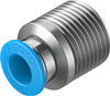 QS-3/8-8-I Push-in fitting -- 153017-Image