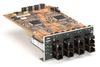 4-Port Fiber Module for Modular Fiber Switches, Single-Mode SC, 100-Mbps -- LE1421C - Image