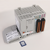 CompactLogix 1MB DI/O AI/O Controller -- 1769-L27ERM-QBFC1B