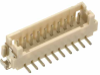 10 Pos. Male SIL Vertical SMT Conn. (T+R) -- M30-6001046R - Image