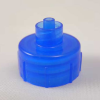 Plas-Pak EA-70-2 Threaded Cap Adapter 2 to 4 oz -- EA-70-2 -Image