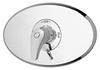 Symmons Deluxe Temptrol® Shower Valve -- DS-86-1-LR-OP - Image