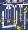 Triple Shaft Mixer -- VMC-200