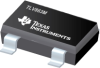 TLV863M 3-Pin Voltage Supervisor with Active-Low, Open-Drain Reset -- TLV863MDBZT