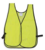 Safety Vest,Lime,XL-3XL -- 4CWE2