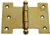 Solid Brass Parliament Hinges -- 817004