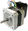 Stepper Motor with 400 P/R, 2-Channel encoder -- PK244MAAR16