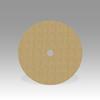 3M 6002J Coated Diamond Hook & Loop Disc - 40 Grit - 4 in Diameter - 1 in Center Hole - Pattern: R30 - 86071 -- 051144-86071 - Image