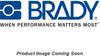 Brady Arc Flash Sign - TEXT: DANGER WELDING ARC - 49851 -- 754473-49851 - Image
