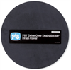 PIG Drive-Over DrainBlocker Drain Cover For Smooth Surfaces; Drive-Over, Round Drains, For Up to 6