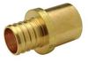 XL Brass (RFS) Male Sweat Adapter - 1