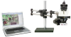 MICROSCOPE, DIGITAL TRINOCULAR -- 59P7350
