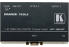 1:2 Computer Graphics Video Distribution Amplifier with Twisted Pair Transmitter -- VP-300T