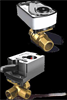 3-Way Soft Touch 2 Ball Valves -- ST2 Series