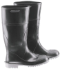 Onguard 56131 Black 10 (Women's) Chemical-Resistant Boots - 14 in Height - Polyurethane/PVC Upper and Polyurethane/PVC Sole - 791079-10099 -- 791079-10099 - Image