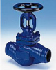 ARI-FABA® ANSI Plus Stop Valves, Class 300 with Socket Ends -- 35.049 (DN 25) 1