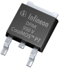 500V-900V CoolMOS™; N-Channel Power MOSFET, DPAK (TO-252) -- IPD95R450P7 - Image
