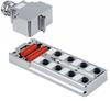 Sensor Actuator Interface (SAI) Distributor -- SAI-8-MMS 5P M12