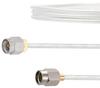 SMA Male to SSMA Male Cable FM-SR086TB Coax in 12 Inch -- FMCA2102-12 -Image