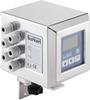 Fullbore MAG flow transmitter