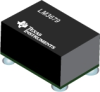 LM3679 3MHz, 350mA Miniature Step-Down DC-DC Converter for Ultra Low Profile Applications -- LM3679UR-1.2/NOPB -Image