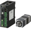AlphaStep Closed Loop Stepper Motor and Driver with Built-in Controller (Stored Data) -- AR24SAKD-H100-3