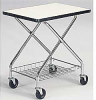 WESCO Foldaway Table Top Cart -- 4705200