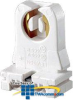 Leviton Fluorescent Low Profile, Slide-On Lampholder With.. -- 13353-N