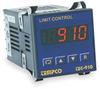 Temp Controller,Prog,90-250V,Relay2A -- 3FXK6