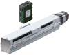 Linear Actuator (Slide) - Straight Type, X-axis Table with Built-in Controller (Stored Data) -- EAS6X-D015-ARMKD-3 -Image